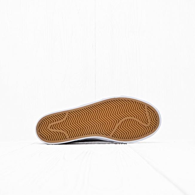 new concept 04e10 4dd1a Кроссовки Nike SB ZOOM STEFAN JANOSKI CNVS Black White цена, купить ...