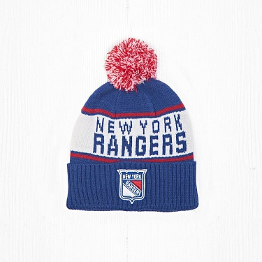Шапка M&N NEW YORK RANGERS