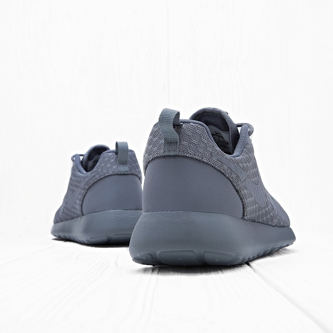 Кроссовки Nike ROSHE ONE HYP Cool Grey - Фото 1
