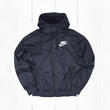 Ветровка Nike WINDRUNNER Black