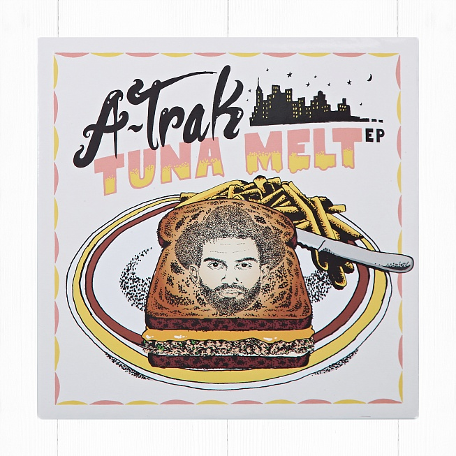 A-TRAK/TUNA MELT (ELECTRO.HOUSE)