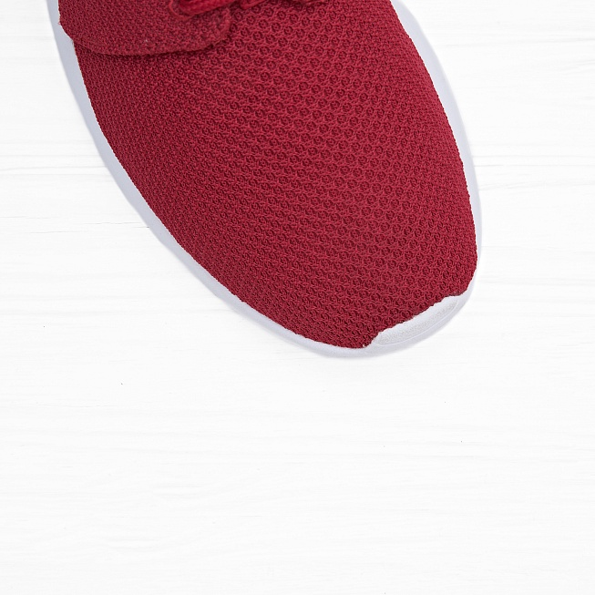 Кроссовки Nike ROSHE ONE Gym Red/White-Black - Фото 4