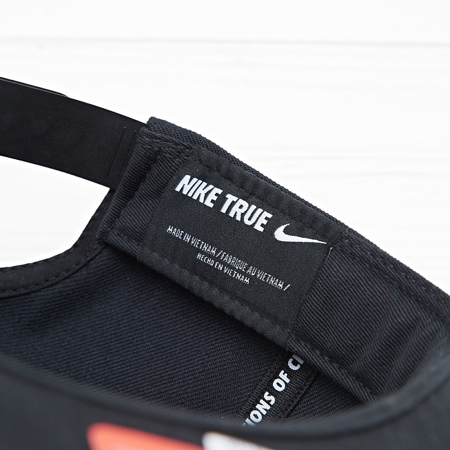 Снепбек Nike F.C. BLOCK TRUE Black - Фото 4