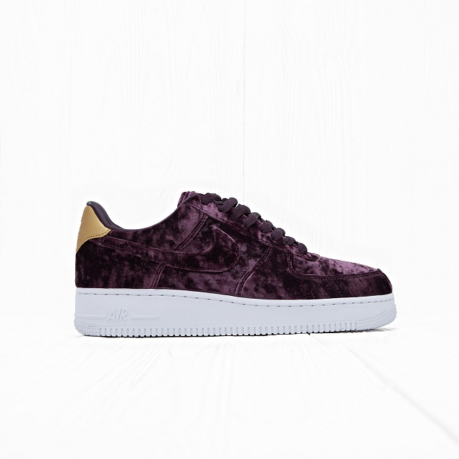 Кроссовки Nike AIR FORCE 1 07 PRM Port Wine/Port Wine-Summit White