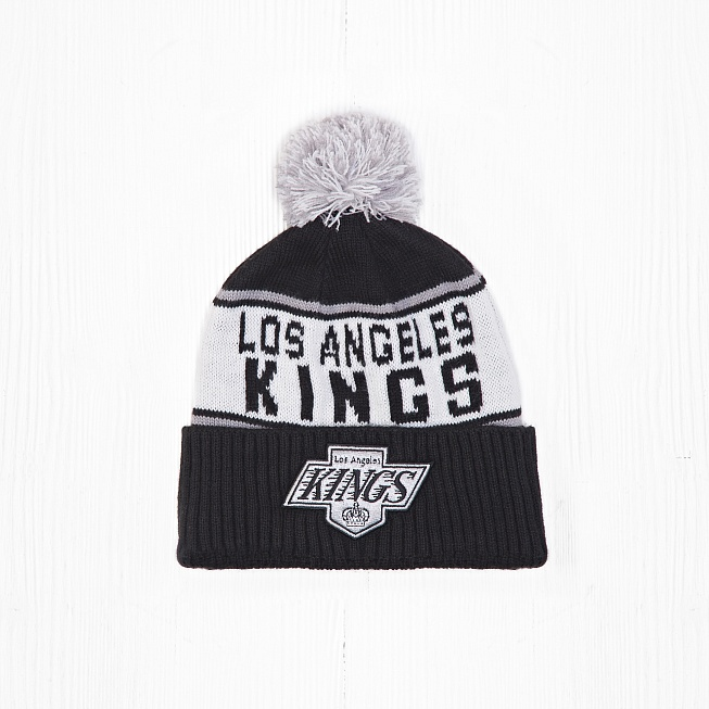 Шапка M&N LOS ANGELES KINGS