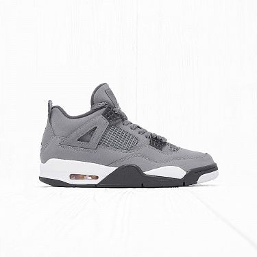 Кроссовки Jordan AIR JORDAN 4 RETRO Cool Grey/Chrome-Dark Charcoal