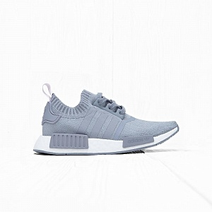 Кроссовки Adidas W NMD R1 PRIMEKNIT Grey/Grey/Cloud White