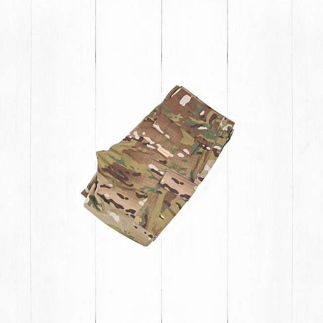 Шорты CODERED CARGO CUT Camouflage Multicamo - Фото 4