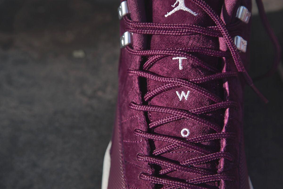 "AIR JORDAN 12 ""BORDEAUX"""