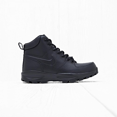 Ботинки Nike MANOA LEATHER Black/Black-Black