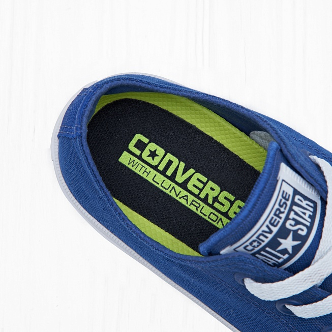 Кеды Converse CHUCK TAYLOR ALL STAR II LOW TOP Sodalite Blue - Фото 5