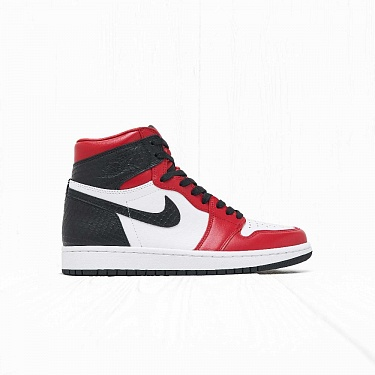Кроссовки Jordan W AIR JORDAN 1 RETRO HIGH OG Satin Snake Chicago