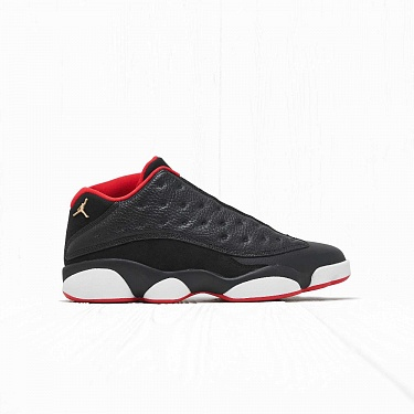 Кроссовки Jordan AIR JORDAN XIII RETRO LOW Black/Red