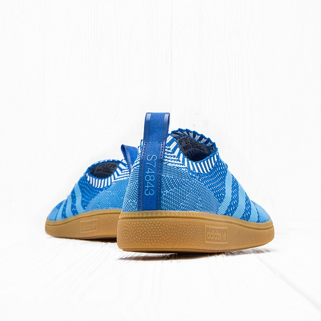 Кроссовки Adidas VERY SPEZIAL PRIMEKNIT Blue/Light Blue/Running White - Фото 2