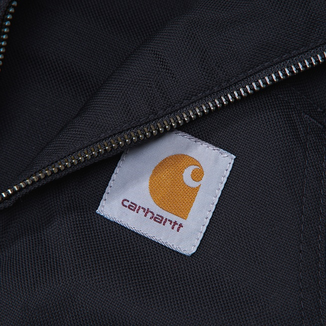 Куртка Carhartt ACTIVE Black - Фото 2
