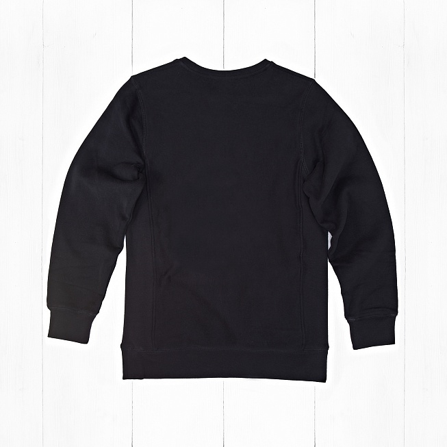 Свитшот The Hundreds TRADITION Black - Фото 1