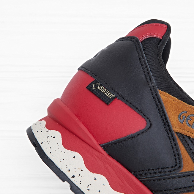 Кроссовки Asics Tiger GEL-LYTE V G-TX Red/Black - Фото 3