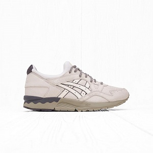 Кроссовки Asics Tiger GEL-LYTE V Off White/Off White