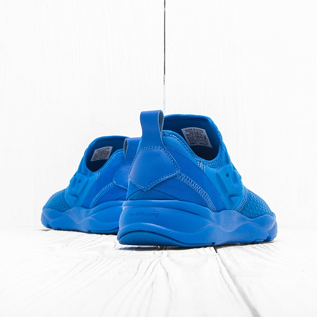 Кроссовки Reebok FURYLITE SLIP-ON WW Blue Sport - Фото 2