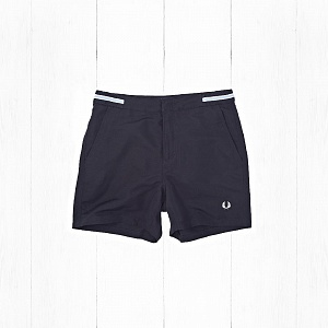 Шорты Fred Perry BOMBER Navy