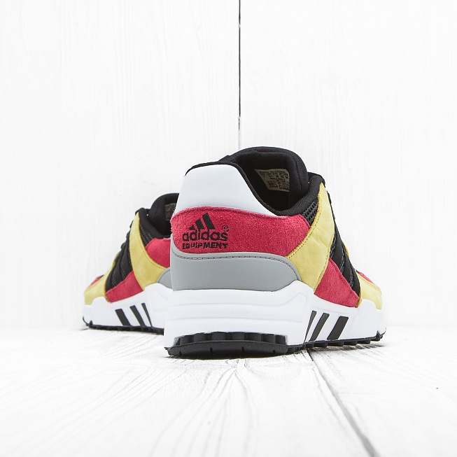Кроссовки Adidas EQUIPMENT RUNNING SUPPORT Lush Pink/Core Black/Vintage White - Фото 2