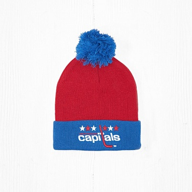 Шапка M&N NHL WASHINGTON CAPITALS Red/Blue