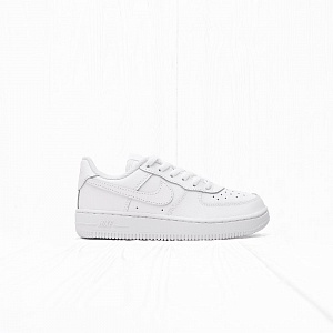 Кроссовки Nike AIR FORCE 1 (PS) White/White-White