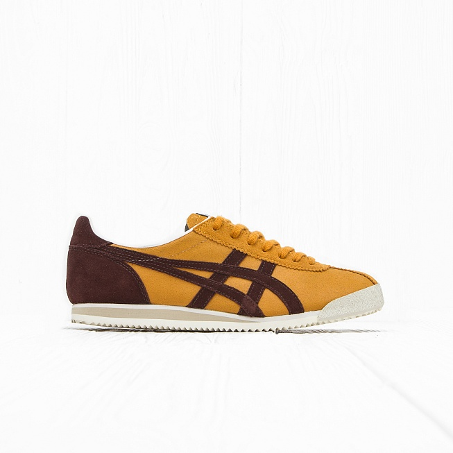 Кроссовки Asics Tiger TIGER CORSAIR Tan/Dark Brown