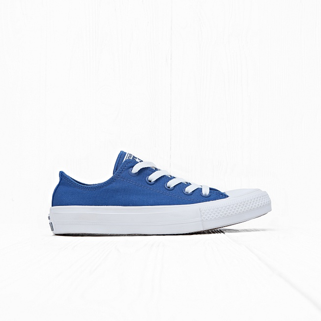 Кеды Converse CHUCK TAYLOR ALL STAR II LOW TOP Sodalite Blue