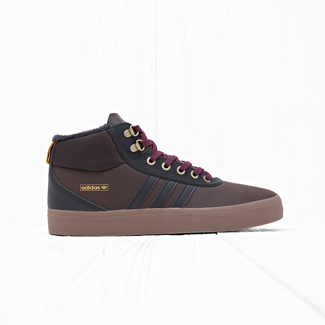 Кеды Adidas ADI-TREK Brown/Black/Light Maroon