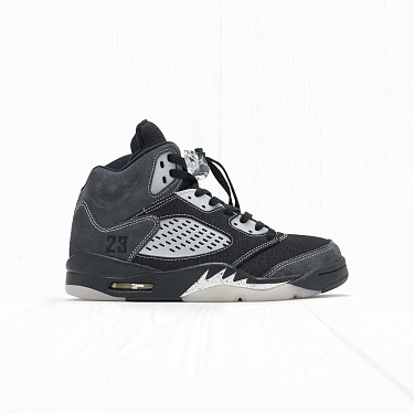 Кроссовки Jordan AIR JORDAN 5 RETRO Anthracite/Black/Wolf Grey/Clear