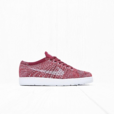 Кроссовки Nike W TENNIS CLASSIC ULTRA FLYKNIT Red/White Team-Smoke Red
