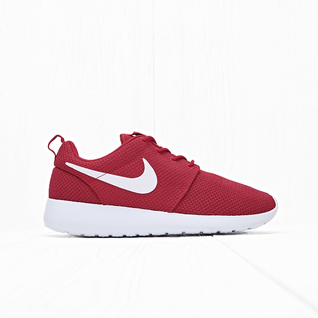 Кроссовки Nike ROSHE ONE Gym Red/White-Black