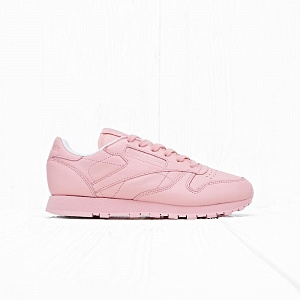 Кроссовки Reebok x Spirit CLASSIC LEATHER Patina Pink/Patina Pink/White