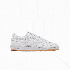 Кроссовки Reebok CLUB C 85 TG Steel/Carbon/Gum