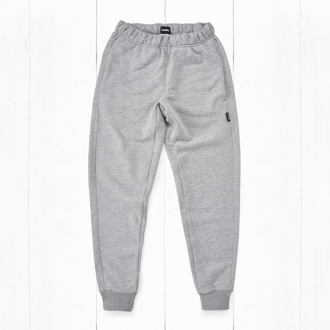 Штаны CODERED BASIC Summer Grey Melange