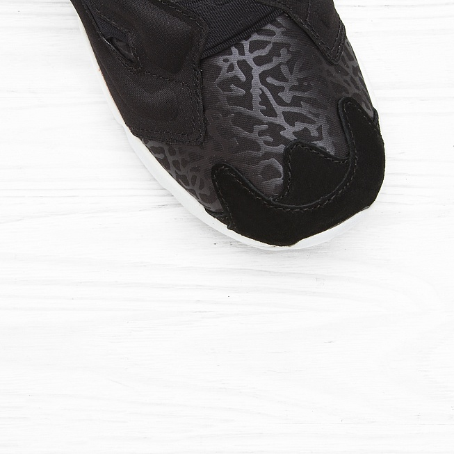 Кроссовки Reebok INSTA PUMP FURY GALLERY Black/White - Фото 2