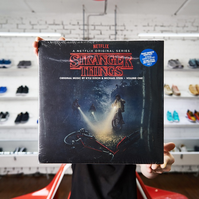 Stranger Things Vinyl