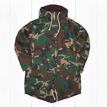 Парка CODERED COVER UP Camo Woodland