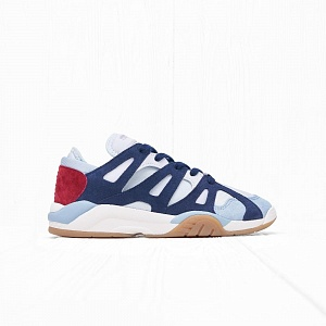 Кроссовки Adidas DIMENSION LOW TOP Ash Grey S18/Blue Tint/Collegiate Navy