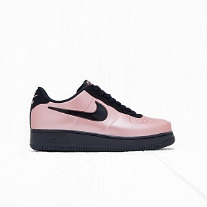 Кроссовки Nike AIR FORCE 1 FOAMPOSITE CUP Coral Stardust/Black