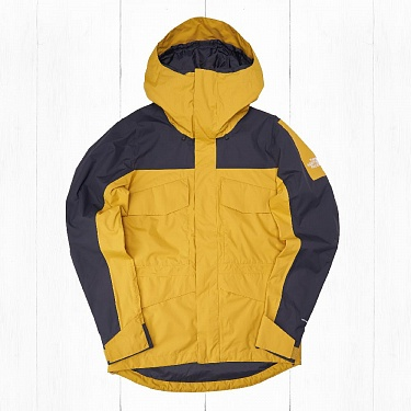 Куртка The North Face FANTASY RIDGE Leo Yellow/Grey