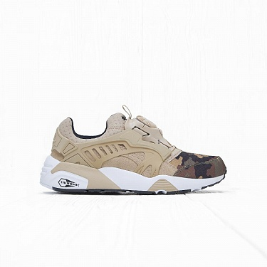 Кроссовки Puma DISC BLAZE Camo Safari-Puma White