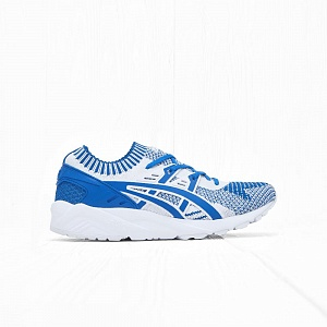 Кроссовки Asics Tiger GEL-KAYANO TRAINER KNIT Bianco Blue/Bianco Blue