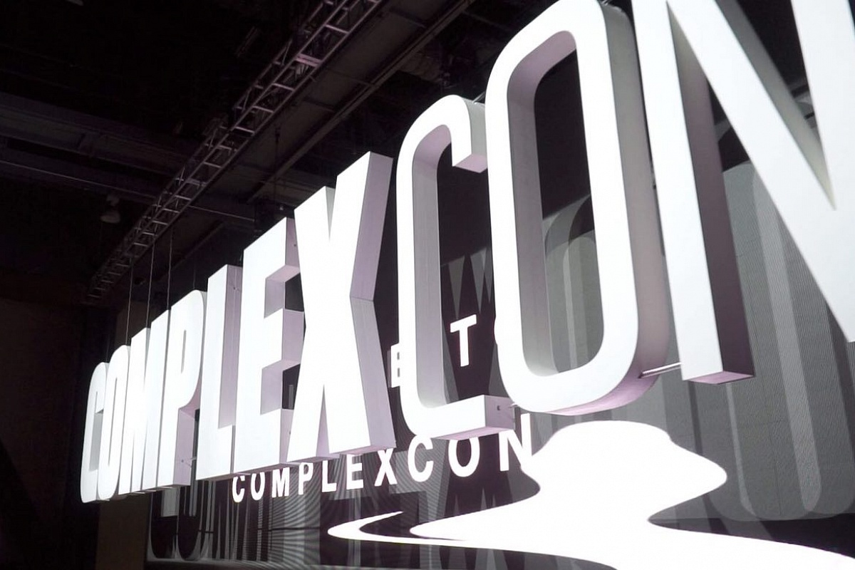 COMPLEXCON LONG BEACH, CALIFORNIA, NOV 4-5 2017