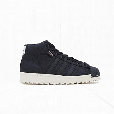 Кроссовки Adidas PRO MODEL 80S CORDURA Ftwr White/Core Black/Unity Orange F16