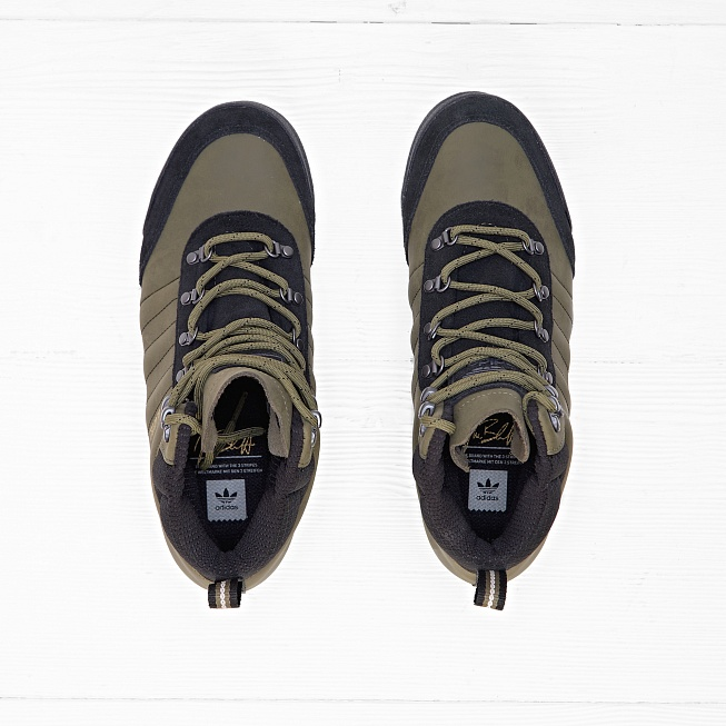 Ботинки Adidas JAKE 2.0 Olive Cargo F16/Core Black/Clear Brown - Фото 2