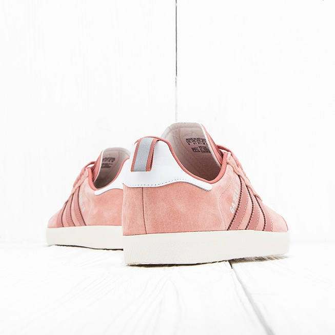 Кроссовки Adidas W GAZELLE Off Rose/Off White/Off White - Фото 2