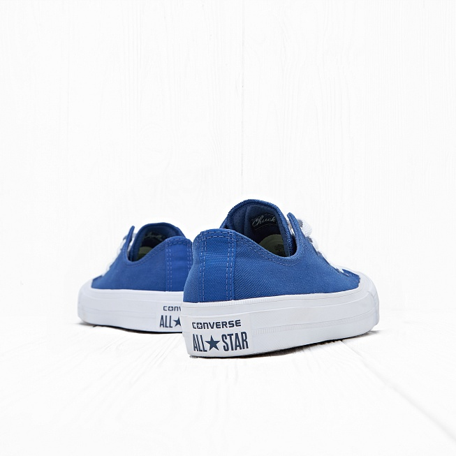 Кеды Converse CHUCK TAYLOR ALL STAR II LOW TOP Sodalite Blue - Фото 2