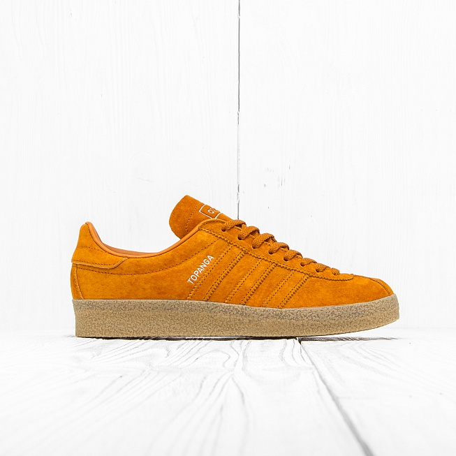 Кроссовки Adidas TOPANGA Craft Ochre/Craft Ochre/Gum